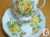 have for sale a lovely set of Royal Albert China, in