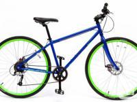 Excellent problem RSD commuter / hybrid bike. Bought it