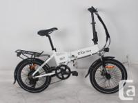 The RTG 350 CT is a Brand New ebike on the Market. Now