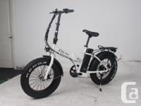 The RTG 500 XT is a Brand New ebike on the market.