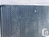 Mats fit years 2016 and newer vans Stay in place well,