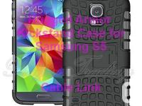 Rugged Armor Impact Case Cover Stand For Samsung Galaxy