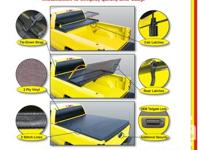New Product! E--Series Tonneau Covers:   Rugged Cover