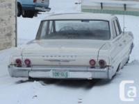 Make Chevrolet Model Bel Air Year 1964 Colour White