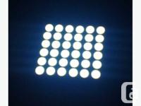 Bright low power L.E.D. white 36 led panel replaces