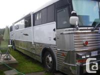 ***PRICE REDUCED*** MCI CHALLENGER BUS NEWLY CONVERTED