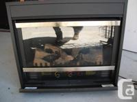 Recreational Vehicle Fire place 110 Volts. Made by