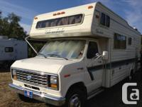 1983 Ford Glendale Cutaway available for sale! Good