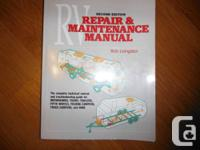 """""""RV Repair and Maintenance Manual-The Complete"""