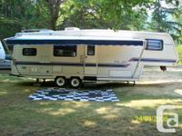 Rv for rent for $750.00 per week(7nights) or $150.00