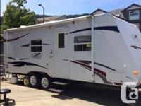 24' Trailsport RV for rent. $550 per week. FREE