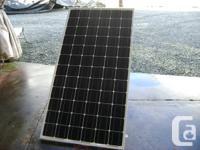 Solar 190W SYSTEM $499 or 250W SYSTEM $559. includes