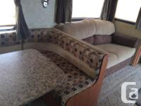 Are you ready to get away from it all? This gorgeous RV