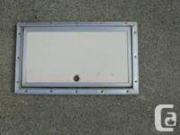 I have the following RV parts for sale:   - RV window