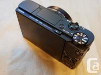 I am looking to trade my mint Sony RX100V for a Sony