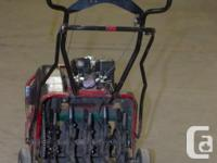 Used fleet liquidation equipment. Ryan aerators: Asking