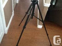 Velbon S-900 VIDEO-- still & video clip tripod -