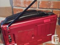 S350DL AM/FM Shortwave Radio $85.00 In excellent