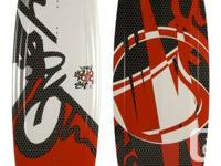 Liquid Force 138 CENTIMETERS S4 Wakeboard with Index