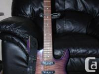 Ibanez SA Series 6 String Electric Guitar (Part #