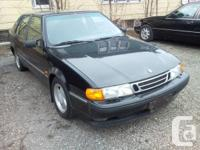 show contact info  ONE OWNER, maintained 1995 SAAB 9000