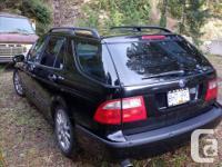 Make Saab Year 2003 Colour Black Trans Automatic kms
