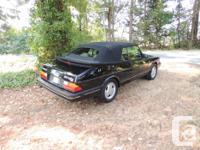 Make Saab Model 900 Colour black kms 143000 Trans