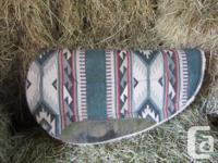assorted saddle pads for sale, western, English,