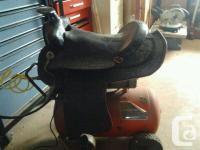 I have a 15 in saddle for sale. in terrific form, needs