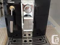 Used, Saeco Syntia Focus Automatic Espresso Machine for sale  Quebec