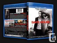 Safe Residence Bluray/DVD/Digital copy combination
