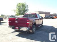 Make Ford Model F-150 Year 2007 Colour Red kms 199500