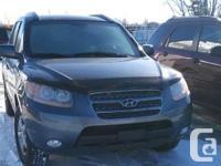Make Hyundai Model Santa Fe Year 2008 Colour Blue kms