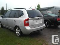 Make Kia Year 2008 Colour Silver Trans Automatic kms