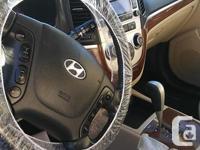 Make Hyundai Model Santa Fe Year 2009 Colour Burgundy