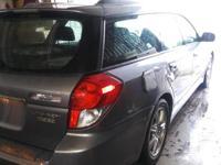 Make Subaru Model Legacy Wagon Year 2009 Colour Grey