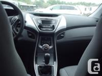 Make Hyundai Model Elantra Year 2013 Colour White kms