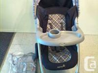 Safety 1st Baby Stroller excellent condition asking