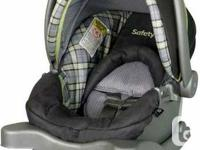 I got for sale an almost new infant car seat with a