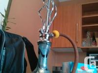 I haven't used my hookah in 2 months so I'd like to get