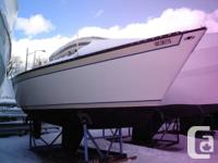 I am offering my Saidelmann 30T Sailboat for free.