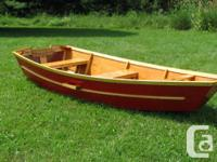 10' x 4.5' sail dingy cartopper, can be used with