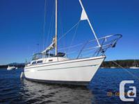 1980 Sunstar 28 Yacht available for sale. Molded