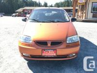 Make Pontiac Model Wave Year 2007 Colour Orange kms