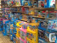 clearance sale on Playmobil 25% off , over 2000 sets, used for sale  British Columbia