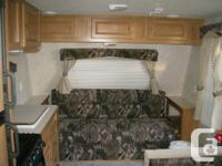 2005, 22ft, Northwest pkg, sleeps 6, sofa, dinette,