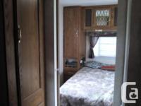 2002 Salem: large patio doors 30 ft, bedroom in back ,