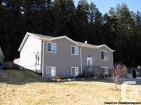 4550 72 Avenue NE Salmon Arm BC V0E1K0 Immaculate 2008