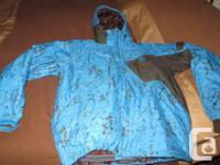 Salomon  Wintersport jacket. Size xxl   but fits like