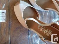 Latin Dance shoes (Salsa/Kizomba). Worn only once, in
